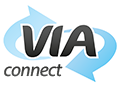VIA-Connect Logo